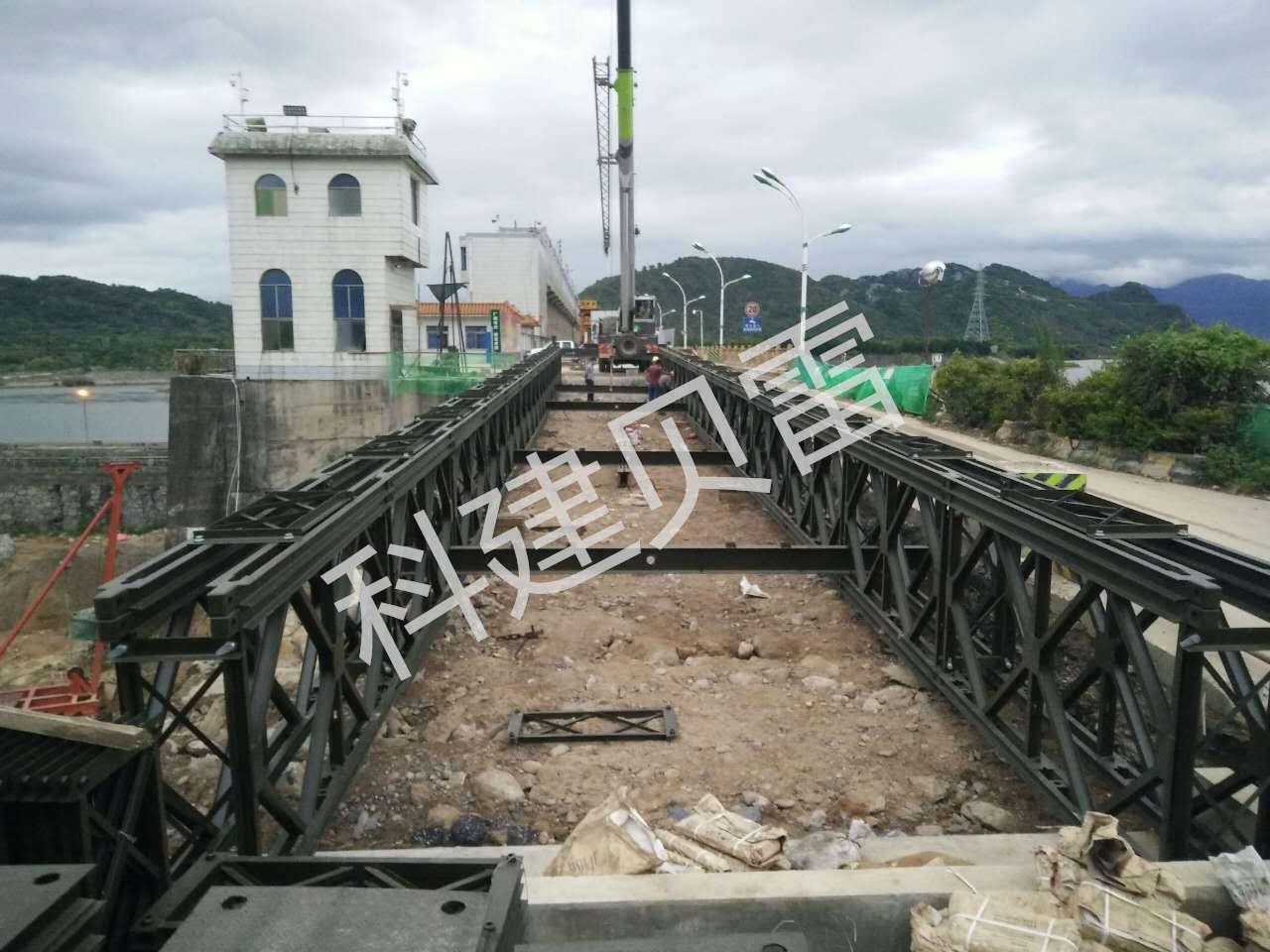 四川军用钢便桥