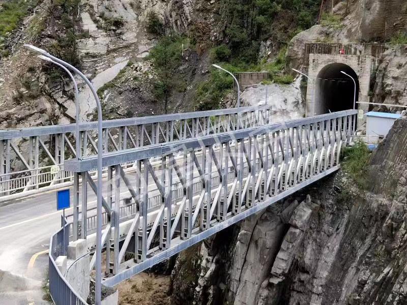 四川钢结构桥梁施工