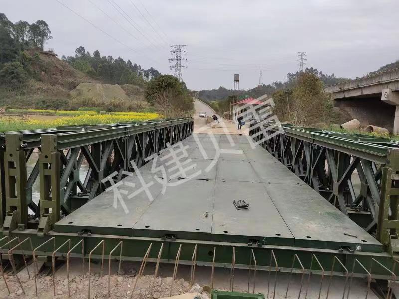 四川贝雷钢桥出租