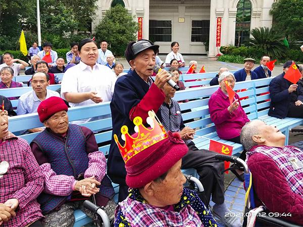 百岁老人有何养生之道?巴中养老服务机构告诉你