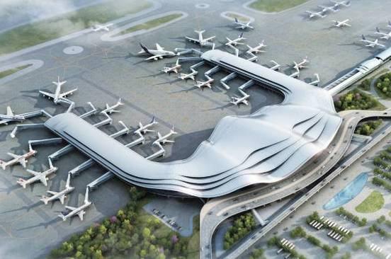 简阳机场T2航站楼