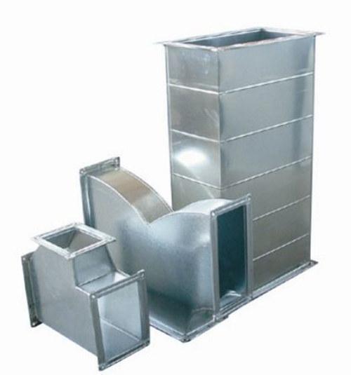 成都不锈钢风管在运行中出现噪声的关键点有什么?