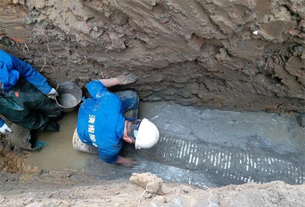 攀枝花管道改造施工成功案例