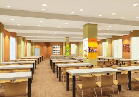 河南餐厅承包