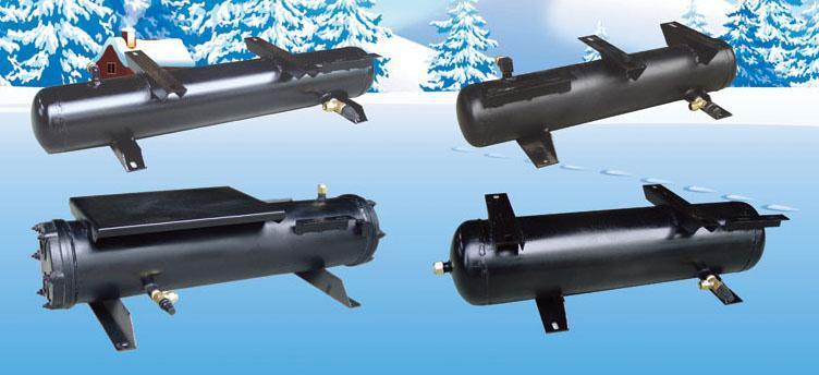 蒸发式冷凝器与空气冷却式冷凝器相比有哪些不同?