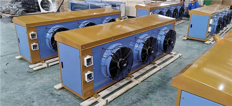 冷库的冷风机安装技术要点和注意事项。