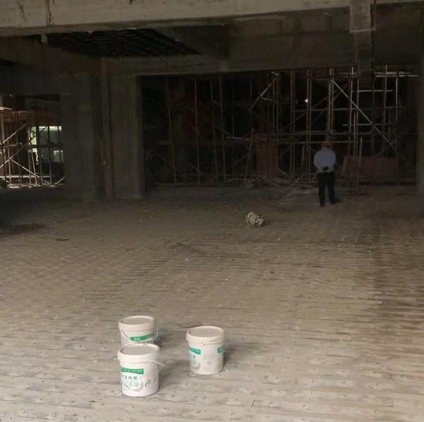 郑州惠济区市民服务中心东配楼加固案例