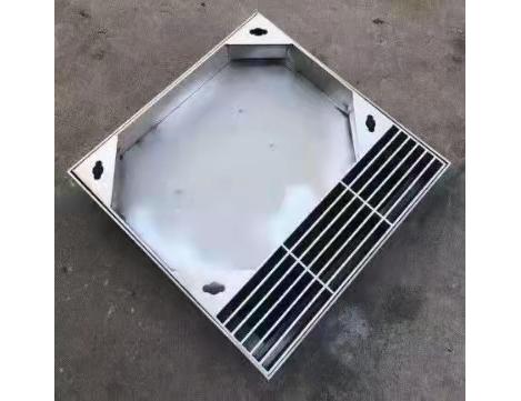你知道导致河南不锈钢井盖生锈的原因吗