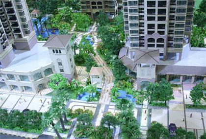 河南建筑模型
