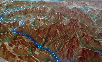 河南景观沙盘设计
