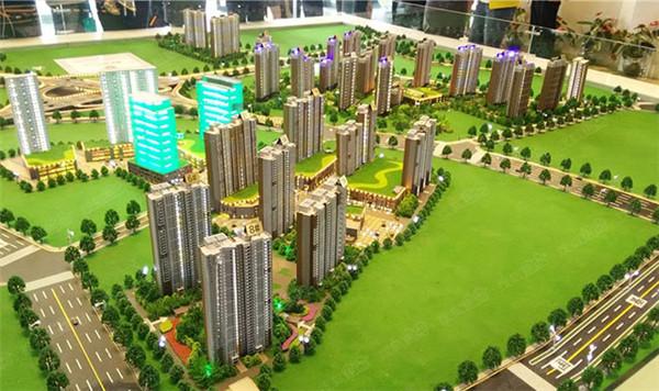 房地产沙盘模型