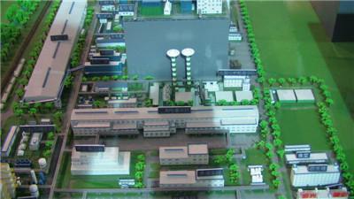 厂矿机械模型厂家