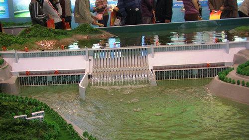 河南山体模型设计
