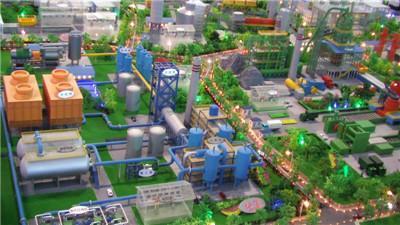 厂矿机械模型价格