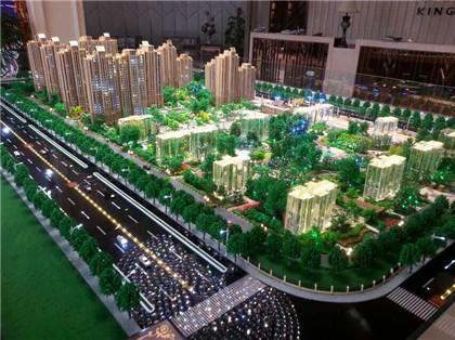 河南房产沙盘模型公司