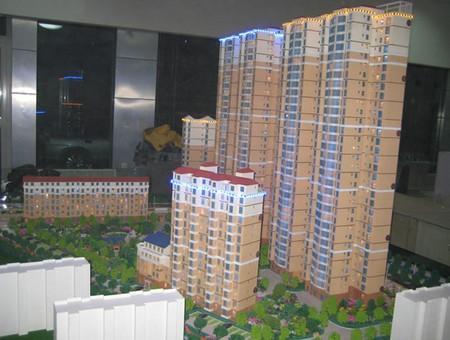 房产模型生产