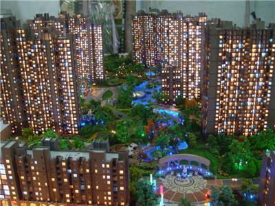 郑州房产模型价格