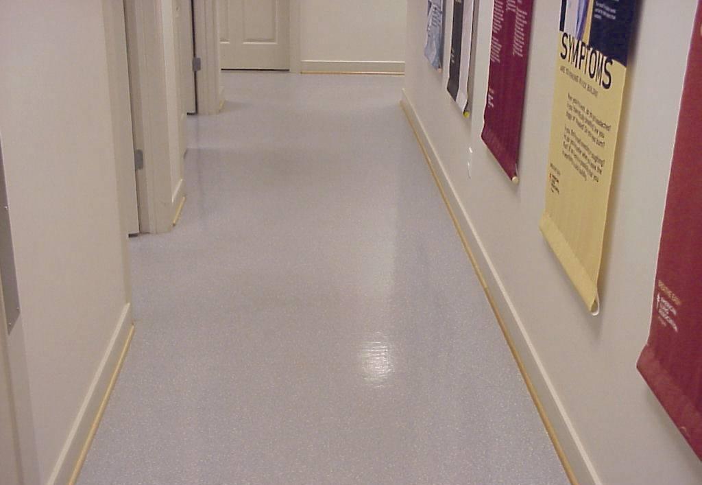 兰州PVC塑胶地板厂家
