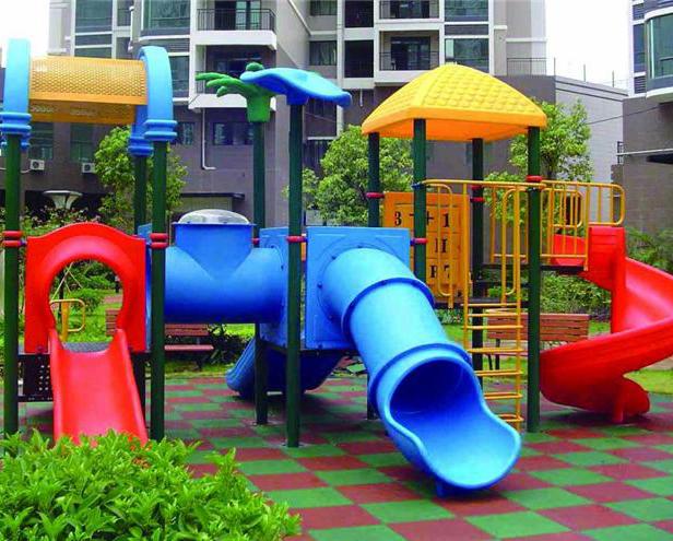 兰州儿童游乐设施安装-大型游乐组合设施