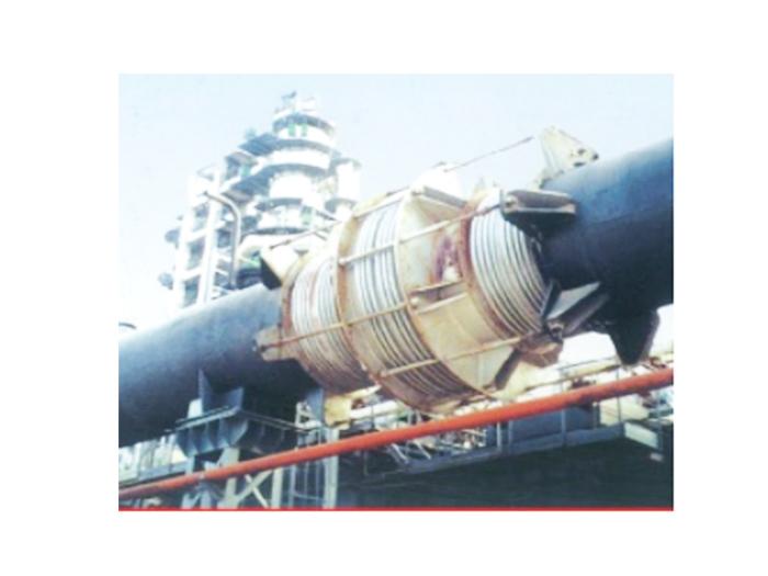 直管压力平衡式补偿器在高温管线中的使用(宁东中石化)