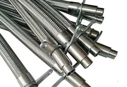 波纹金属软管图片