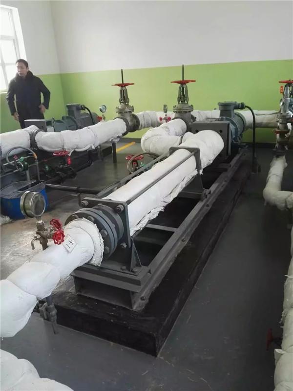 新疆克拉玛依油田现场