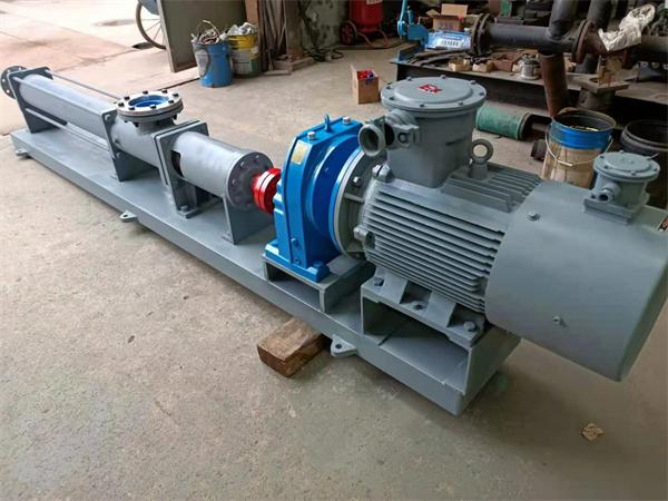螺杆泵的应用领域有哪些?长安远通泵阀来解答