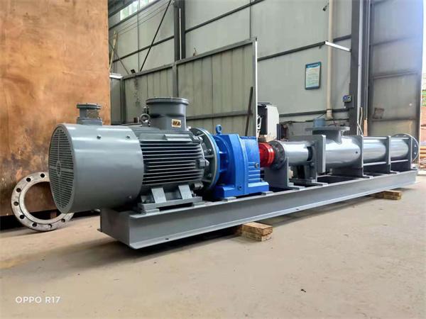 如何区别单螺杆泵、双螺杆泵和三螺杆泵