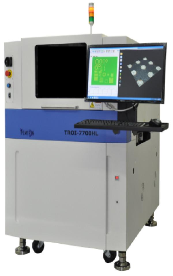 在线自动锡膏检测仪3D SPI