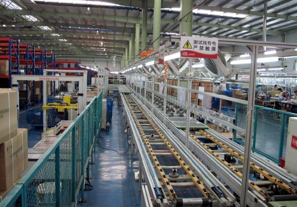 家电制造生产线