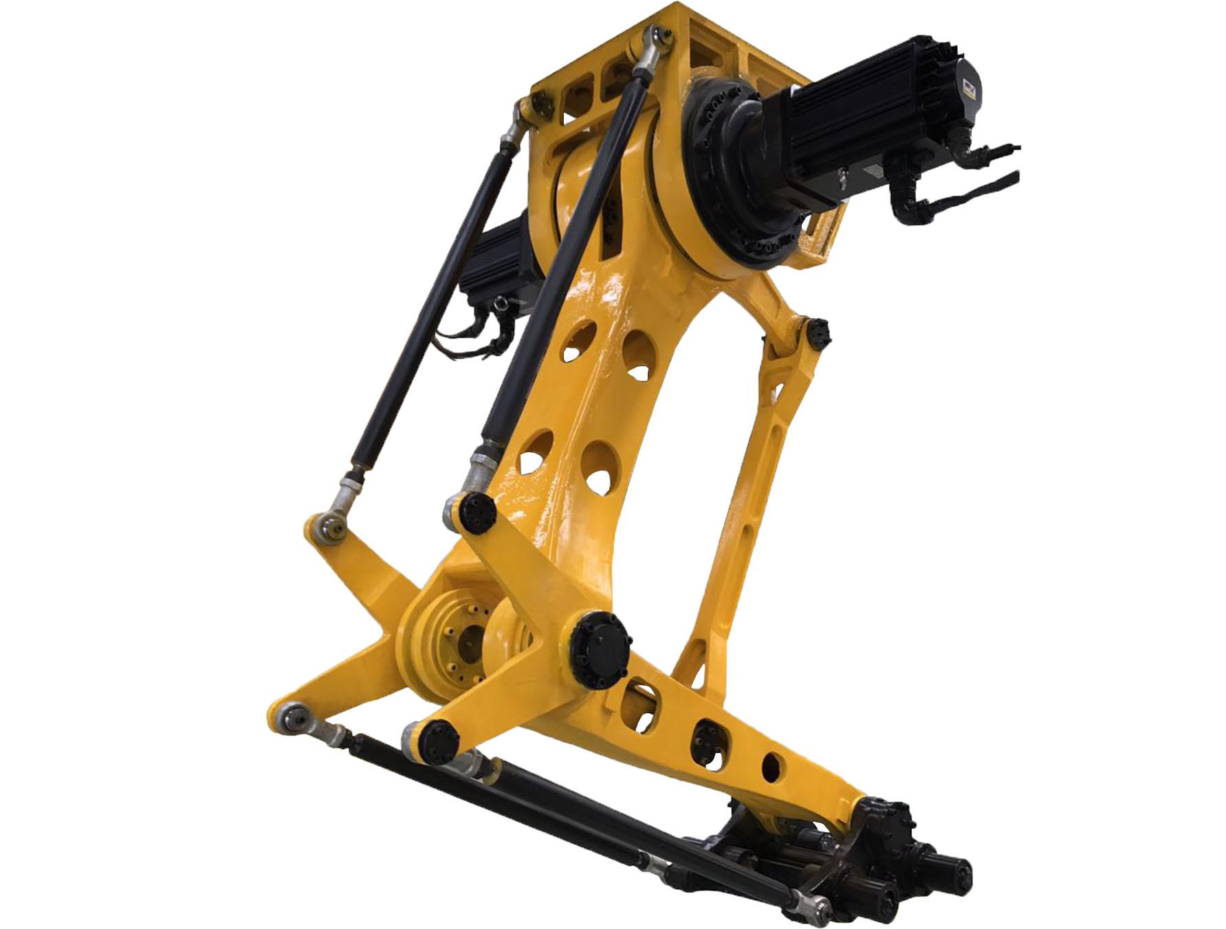 吊臂机器人