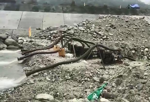 四川降水排水工程