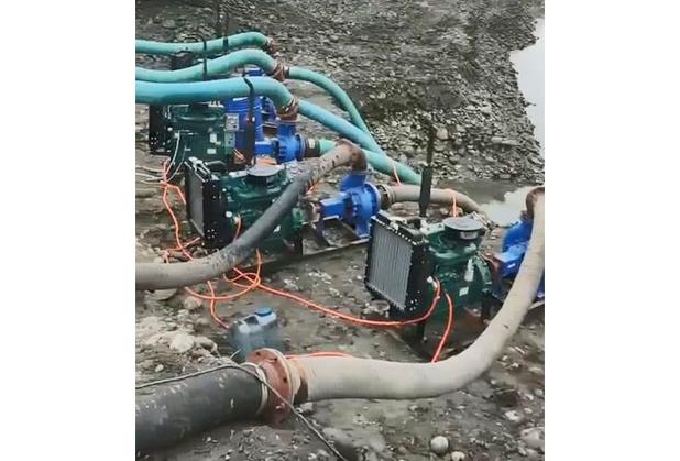 成都柴油抽水机租赁后这些使用误区你得知道!