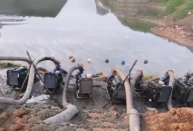 成都抽水泵租赁使用时抽不上水怎么办?在线解答
