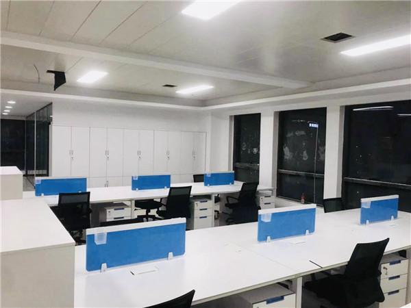 办公家具颜色的构成和配比
