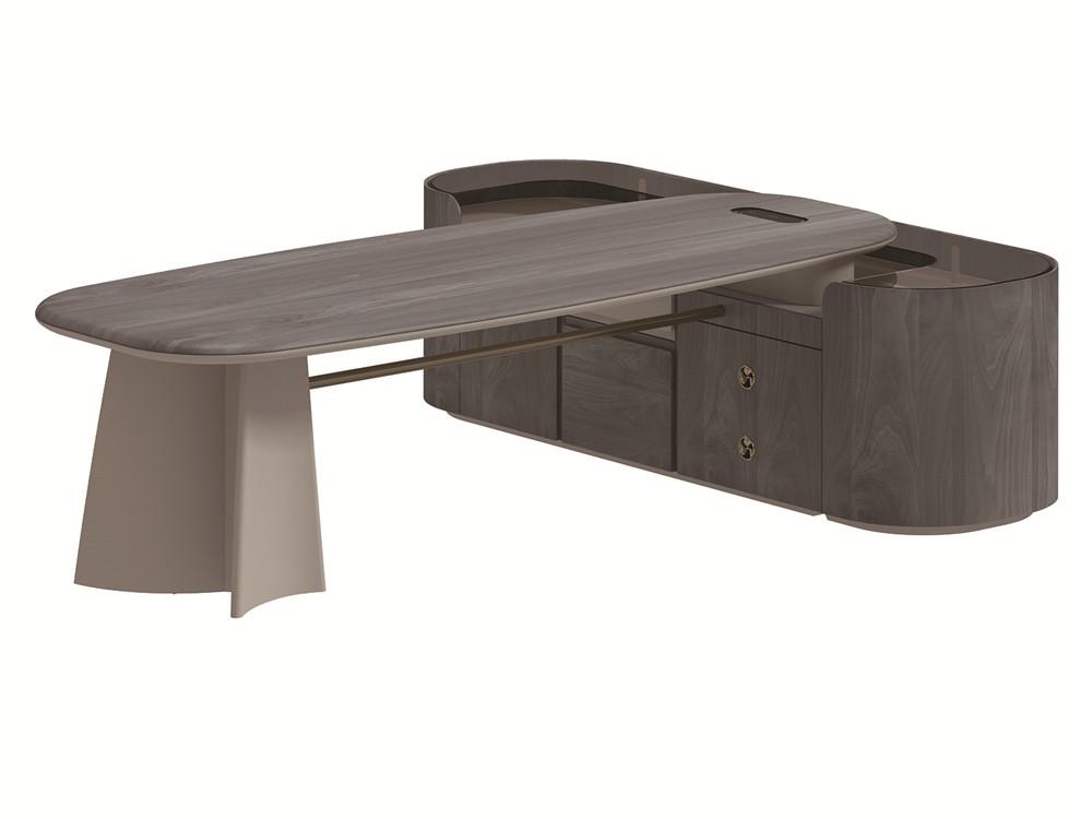 异形脚高管桌