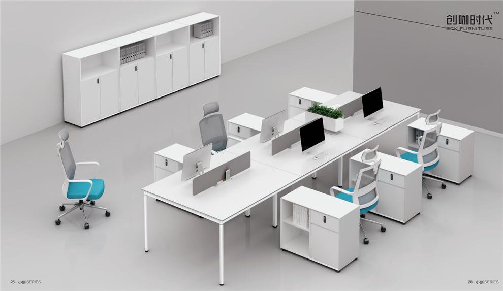 西安办公家具创咖时代技术团队介绍