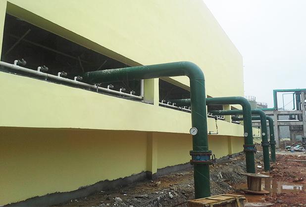 PCTG系列混凝土冷却塔