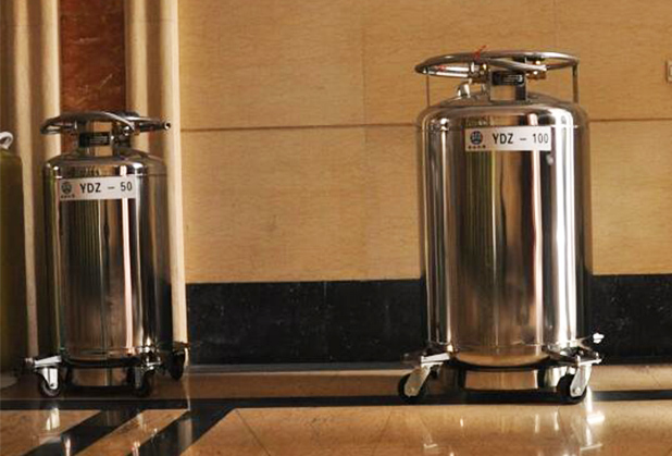 低温液体容器