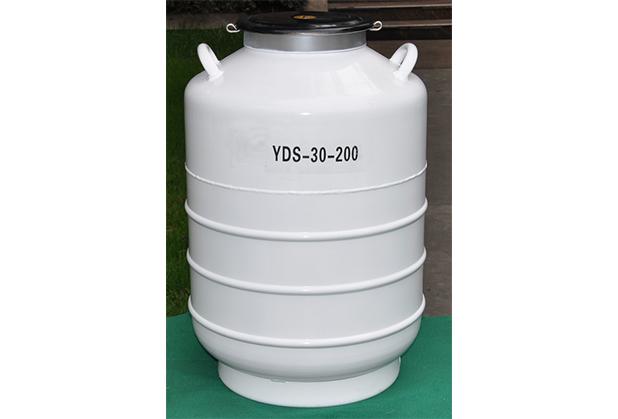 低温液氮生物容器