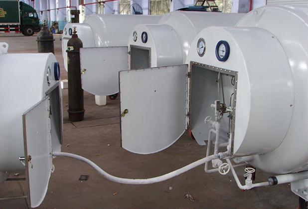 深冷处理液氮罐充注液氮时需要注意的几点