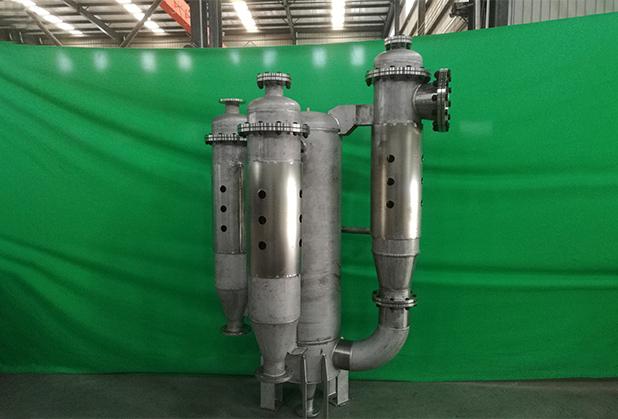 蒸汽喷射真空泵的效率低?
