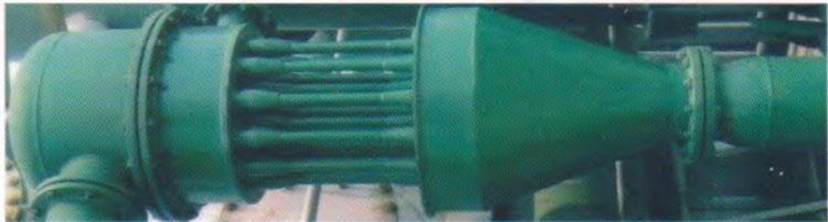 蒸汽喷射热泵
