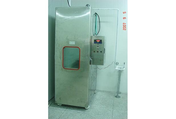 液氮速冻机-速冻水饺