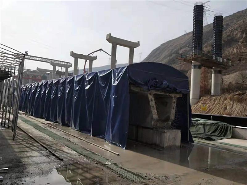 西安移动推拉篷施工