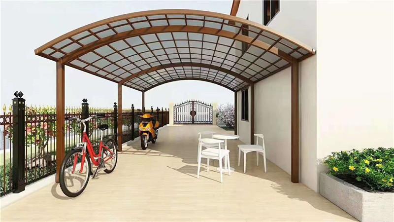 快来瞧一瞧西安遮阳棚的使用需要遵循哪些原则?