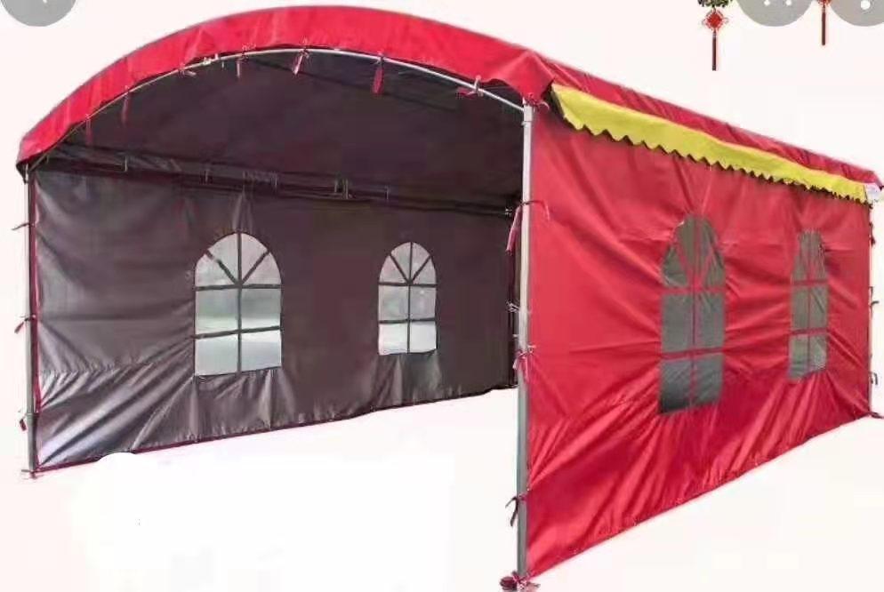 西安双色篷房