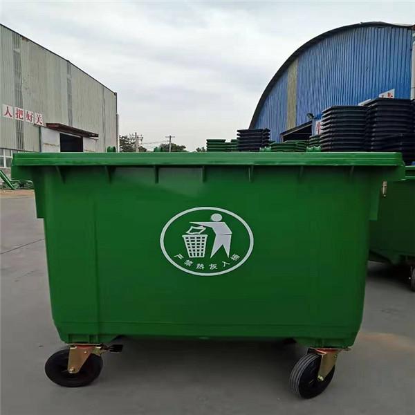 垃圾桶生产