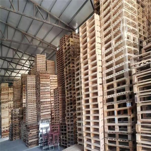 跟随锐旻商贸编辑一起去了解下木托盘有哪些分类吧
