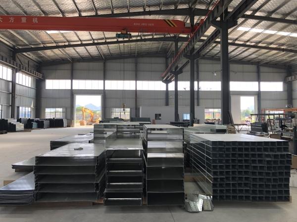 四川桥架厂家告诉你电缆桥架的安装位置规范!